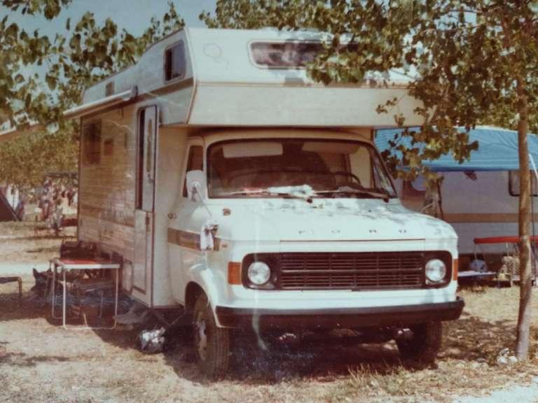 Camper Vecchio